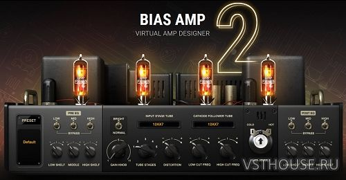 Positive Grid - BIAS AMP 2 Pack v2.1.0.870 eXTended CE STANDALONE