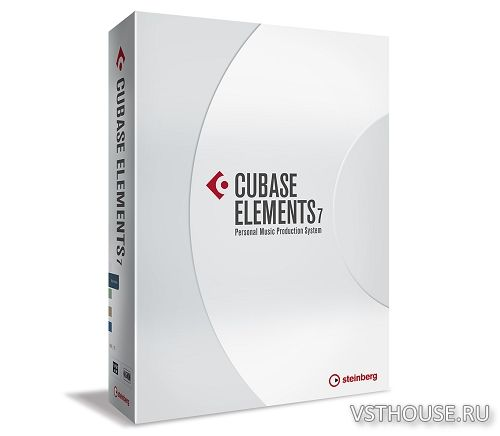 Cubase Elements 7.08 [Intel] [K-Gen]