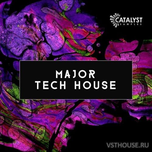 Catalyst Samples - Major Tech House (WAV)