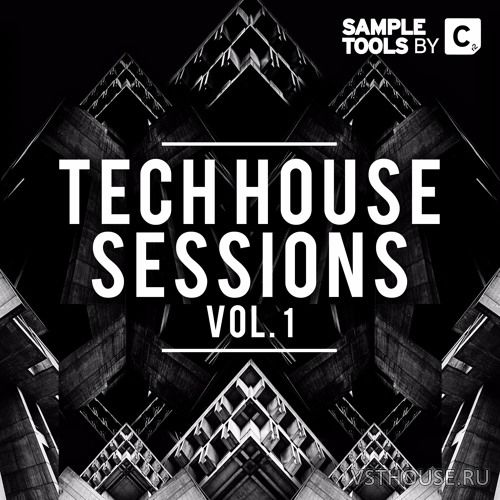 Cr2 Records - Tech House Sessions Vol.1 (WAV, MIDI, SYLENTH, SPiRE)