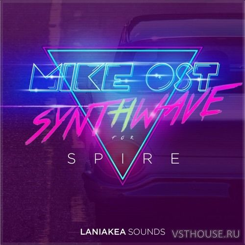 Laniakea Sounds - Mike Ost Synthwave For SPiRE