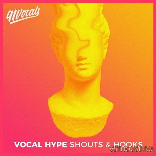 91Vocals - Vocal Hype - Shouts and Hooks (WAV)
