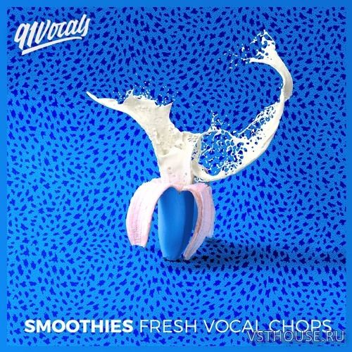 91Vocals - Smoothies Fresh Vocal Chops (WAV)