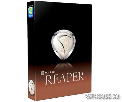 Cockos - REAPER 5.70 [Intel] [K-ed]