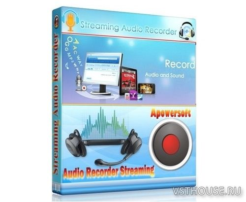 Abyssmedia - Streaming Audio Recorder v2.3.0.2 RePack+Portable