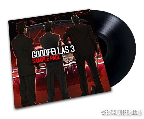 DrumKitsupply - Goodfellas Sample Pack Vol.3 (WAV)