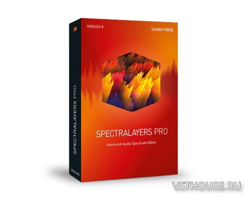 MAGIX - SpectraLayers Pro 5.0.129 x64 5.0 129 x64