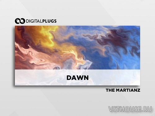 Digital Plugs - THE MARTIANZ – DAWN (OMNISPHERE BANK) (OMNISPHERE)