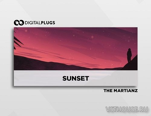 Digital Plugs - The Martianz – Sunset (Omnisphere Bank) (OMNISPHERE)