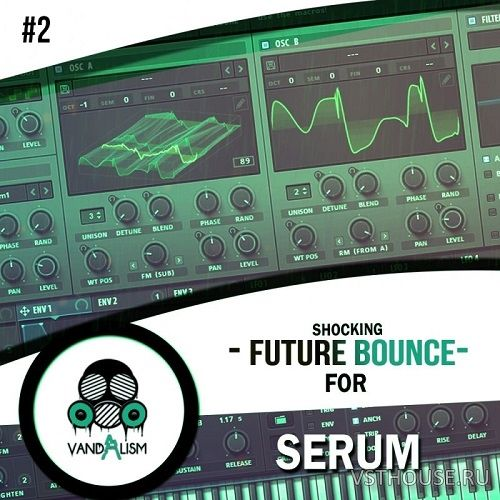 Vandalism - Shocking Future Bounce For Serum 2 (SYNTH PRESET)