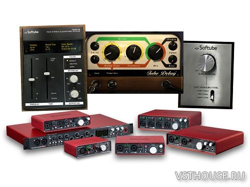 Softube plugins (NO INSTALL, SymLink Installer) VST, VST3, AAX x64