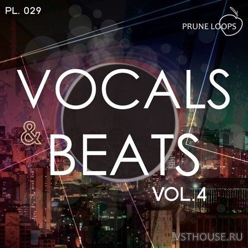 Prune Loops - Vocals And Beats Vol.4 (WAV, MIDI)