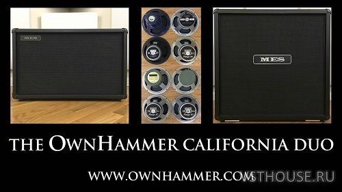 Ownhammer - Impulse Response Libraries - California Duo (WAV)