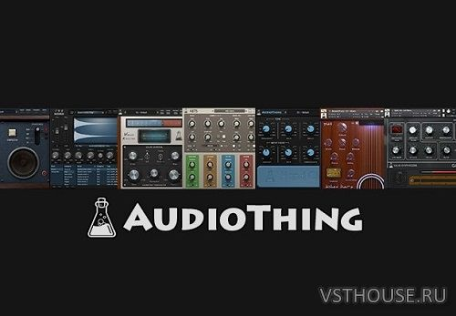 AudioThing - Plugins (NO INSTALL, SymLink Installer)
