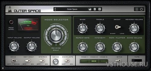 AudioThing - Outer Space 1.2.0 VST, AAX x86 x64