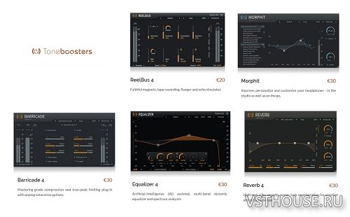 ToneBoosters - Plugin Bundle 1.1.5 (NO INSTALL, SymLink Installer)