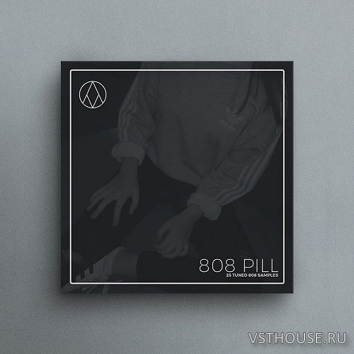 AngelicVibes - THE 808 PILL – SOUND KIT (WAV, MIDI)