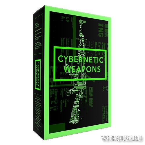 Epic Stock Media - Cybernetic Weapons (WAV)
