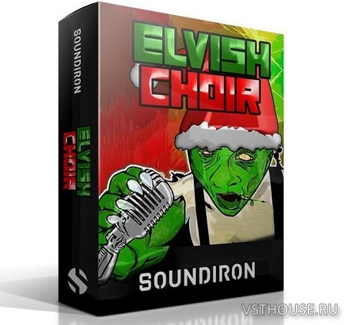 Soundiron - Elvish Choir (KONTAKT)