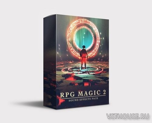WOW Sound - RPG Magic SFX 2 [3 var] (WAV)