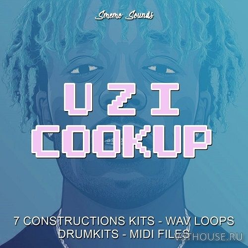 Smemo Sounds - UZI Cookup (WAV, MIDI, SYLENTH)