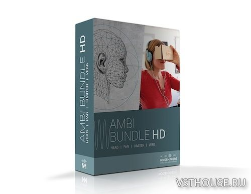 Noise Makers - Ambi Bundle HD 1.1 VST, AAX x64
