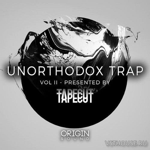 Origin Sound - Unorthodox Trap - Vol II (MIDI, WAV)