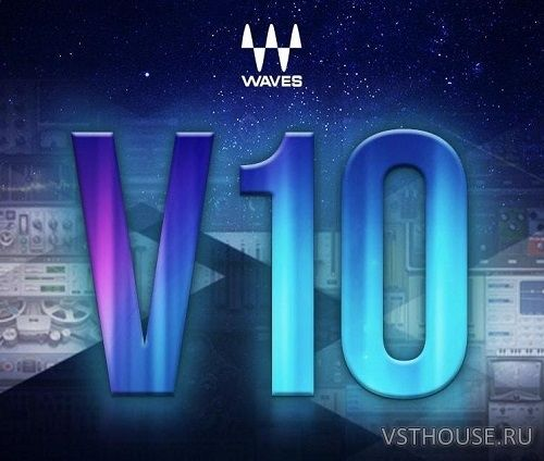 Waves - Complete 10.0.1.3 STANDALONE, VST, VST3, AAX x86 x64