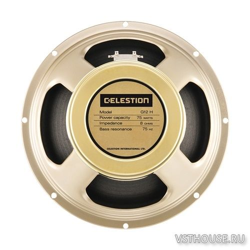 Celestion - G12H Creamback 4x12 (Closed) (WAV)