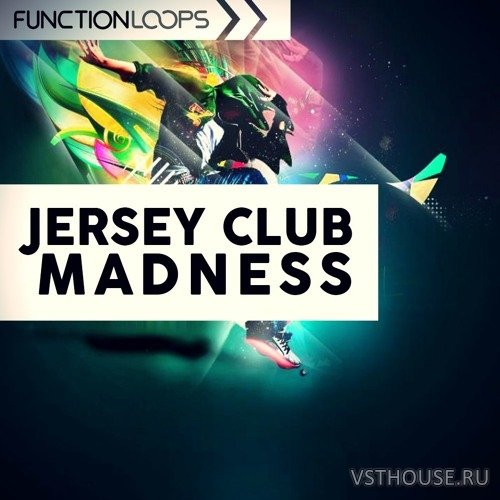Function Loops - Jersey Club Madness (MIDI, WAV, SYLENTH1, SPiRE)