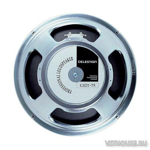 Celestion - G12T-75 4x12 (Closed) (WAV)