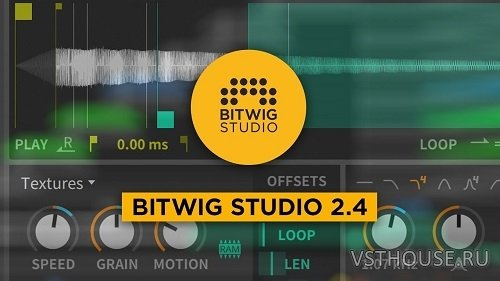 Bitwig Studio 2.4 beta 2 х64 (NO INSTALL, SymLink Installer)