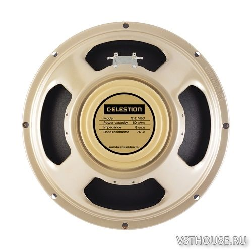 Celestion - Neo Creamback 4x12 (Closed) (WAV)