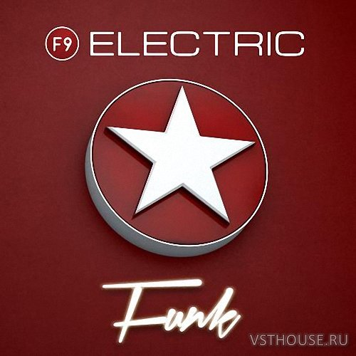F9 Audio - F9 Electric Funk Retro 80s Funk