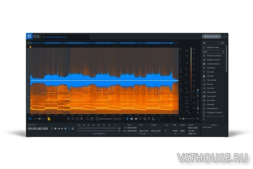 iZotope - RX 7 Audio Editor Advanced v7.00 NO INSTALL