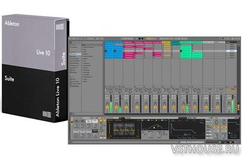 Ableton - Live Suite 10.0.3 WIN x64 (NO INSTALL, SymLink Installer)