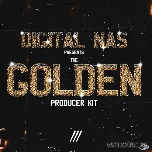 Big Cartel - Digital Nas Golden Producer kit (WAV)