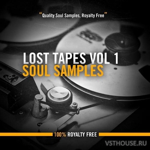 The Producers Choice - Lost Tapes Vol.1 Soul (WAV)