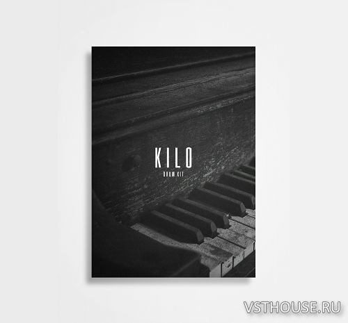 The Kit Plug - Kilo (Drum Kit) (WAV, MIDI)