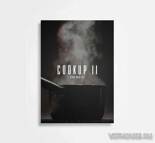 The Kit Plug - THE COOKUP II (HiHat MIDI Kit) (WAV, MIDI)