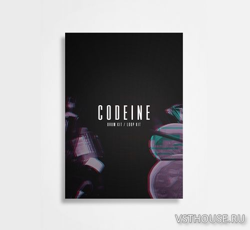 The Kit Plug - Codeine (Drum Kit) (WAV)