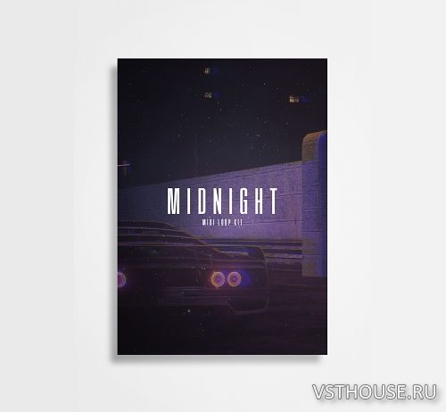 The Kit Plug - Midnight (MIDI Melody Kit) (MIDI)