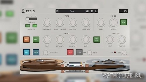 AudioThing - Reels 1.0.0 VST, VST3, AAX x64