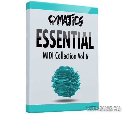 Cymatics - Essential MIDI Collection Vol.6 (MIDI)