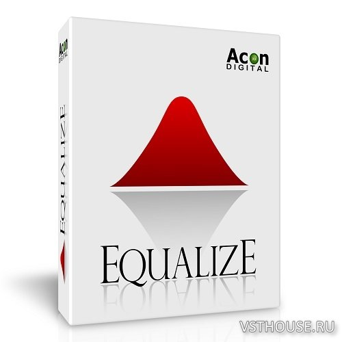 Acon Digital - Equalize 2 2.0.3 VST, VST3, AAX, AU WIN.OSX x86 x64