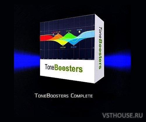 ToneBoosters - All Plugin Bundle 1 2 0 VST, VST3, AU WIN OSX