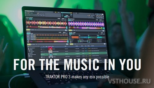 Native Instruments - Traktor Pro 3.0.1.14 x64