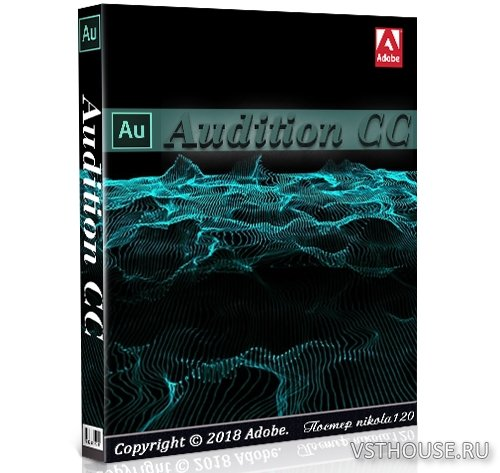 Adobe - Audition CC 2019 (v12.0) Multilingual by m0nkrus x64