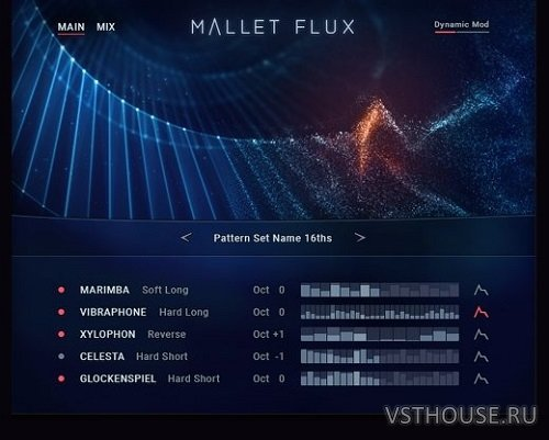 Native Instruments - MALLET FLUX v1.0.0 (KONTAKT)