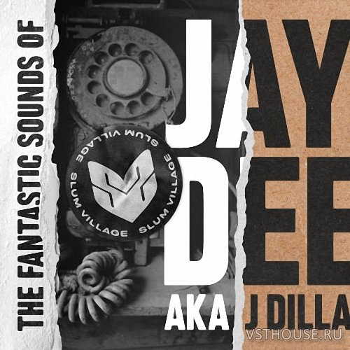 Splice Sounds - The Fantastic Sounds of Jay Dee AKA J Dilla (WAV)